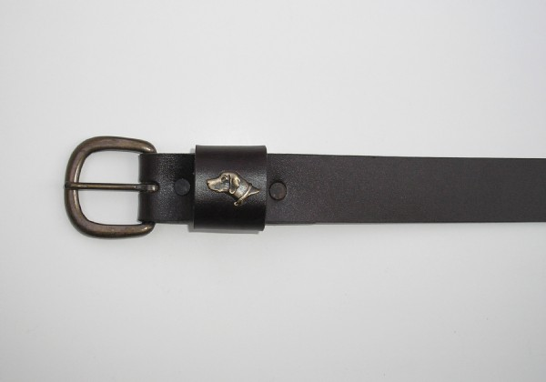 "Kids Lab Head Belt 1.25""- 1924"