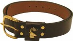 "Buck Head Belt  1.25"" - 1825"